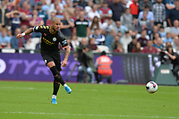Kyle Walker of Manchester City during West Ham United vs Manchester City, Premier League Football at The London Stadium on 10th August 2019