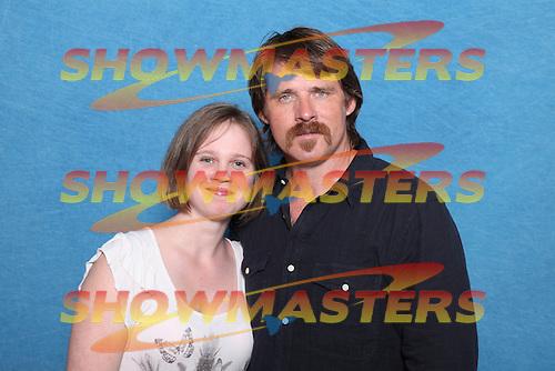 London Film and Comic Con 20012, Ben Browder