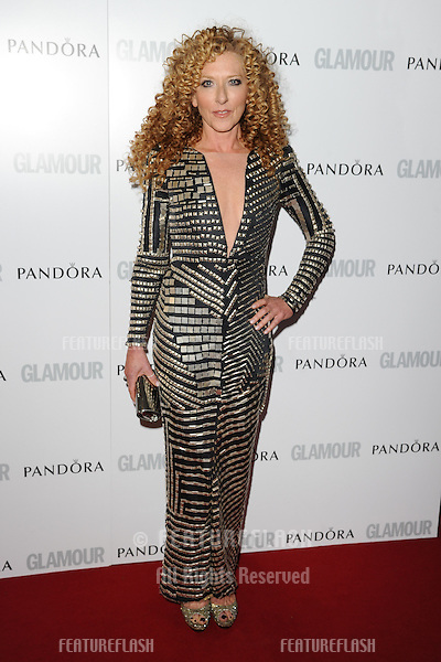 Kelly Hoppen arriving for the 013 Glamour Women of The Year Awards, Berkeley Square, London. 04/06/2013 Picture by: Steve Vas / Featureflash