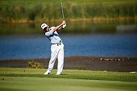 Louis Oosthuizen (RSA) during the 2nd round at the Nedbank Golf Challenge hosted by Gary Player,  Gary Player country Club, Sun City, Rustenburg, South Africa. 09/11/2018 <br /> Picture: Golffile | Tyrone Winfield<br /> <br /> <br /> All photo usage must carry mandatory copyright credit (&copy; Golffile | Tyrone Winfield)