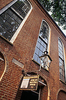 African Meeting House, Beacon Hill, Boston, MA