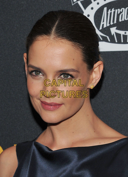 New York,NY-FEBRUARY 10: Katie Holmes attend the 'Touched With Fire' New York premiere at Walter Reade Theater on February 10, 2016 in New York City. <br /> CAP/MPI/STV<br /> &copy;STV/MPI/Capital Pictures