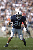 10 September 2005:  Paul Posluszny..Penn State defeated Cincinnati 42-24 September 10, 2005 at Beaver Stadium in State College, PA.