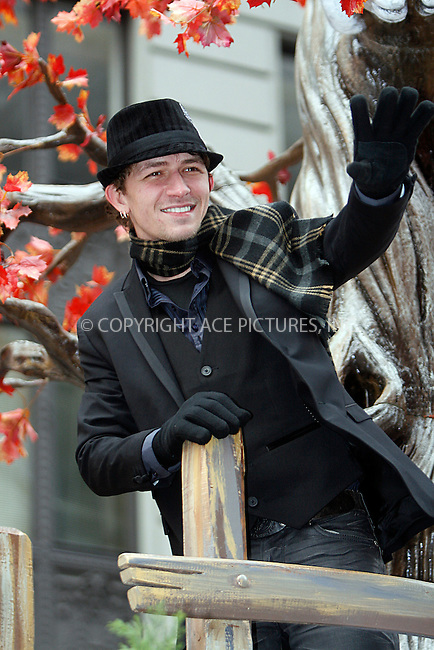 WWW.ACEPIXS.COM . . . . .  ....November 25 2010, New York City....Singer Michael Grimm at the 84th Macy's Thanksgiving Day Parade on November 25, 2010 in New York City.....Please byline: NANCY RIVERA- ACEPIXS.COM.... *** ***..Ace Pictures, Inc:  ..Tel: 646 769 0430..e-mail: info@acepixs.com..web: http://www.acepixs.com