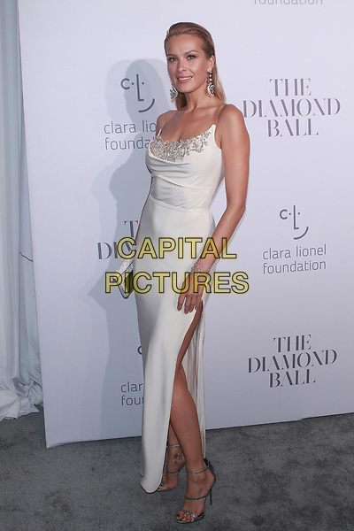 NEW YORK, NY - SEPTEMBER 14: Petra Nemcova at  Rihanna's 3rd Annual Diamond Ball at Cipriani Wall Street on September 14, 2017 in New York City. <br /> CAP/MPI99<br /> &copy;MPI99/Capital Pictures