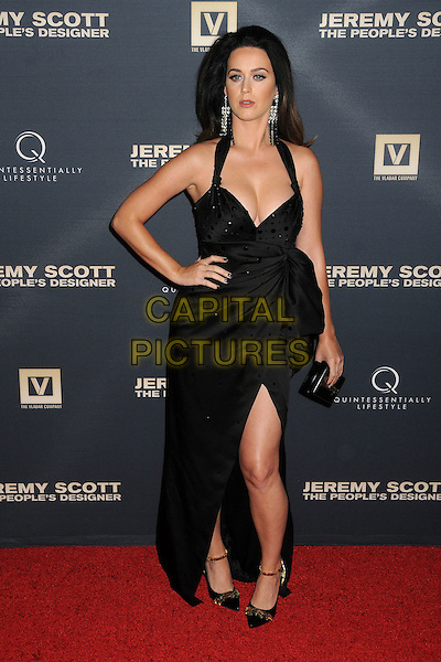 8 September 2015 - Hollywood, California - Katy Perry. &quot;Jeremy Scott: The People&rsquo;s Designer&quot; Los Angeles Premiere held at the TCL Chinese Theatre. Photo Credit: Byron Purvis/AdMedia<br /> CAP/ADM/BP<br /> &copy;BP/ADM/Capital Pictures