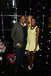 "Pink Elephant GM Carlos and DJ Kiss Attend Wendy Williams celebrates the launch of her new book ""Ask Wendy"" by HarperCollins and  her new Broadway role as Matron ""Mama"" Morton in Chicago - Held at Pink Elephant, NY"