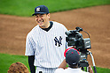 Masahiro Tanaka (Yankees),<br /> FEBRUARY 22, 2014 - MLB : Masahiro Tanaka of the New York Yankees laugh during a photoday session before the team's spring training baseball camp at George M. Steinbrenner Field in Tampa, Florida, United States.<br /> (Photo by Thomas Anderson/AFLO) (JAPANESE NEWSPAPER OUT)
