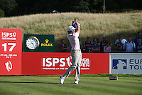 during Round Three at the 2013 ISPS Handa Wales Open from the Celtic Manor Resort, Newport, Wales. Picture:  David Lloyd / www.golffile.ie