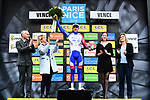 Rudy Molard (FRA) Groupama-FDJ wins Stage 6 running 198km from Sisteron to Vence, France. 9th March 2018.<br /> Picture: ASO/Alex Broadway | Cyclefile<br /> <br /> <br /> All photos usage must carry mandatory copyright credit (&copy; Cyclefile | ASO/Alex Broadway)