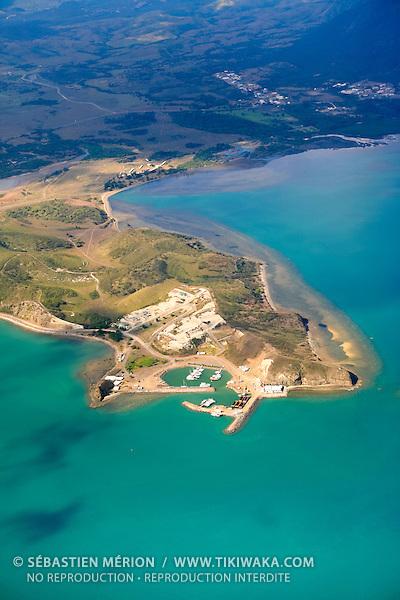 Port de Koumac, pointe de Pandop, province Nord de la Nouvelle-Calédonie