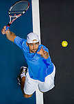 Benjamin Becker of Germany in action during the Day 8 of the PTT Thailand Open at Impact Arena on October 2, 2010 in Bangkok, Thailand. Photo by Victor Fraile / The Power of Sport Images