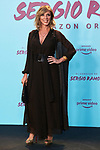 Eva Isanta in the world preview of EL CORAZÓN DE SERGIO RAMOS, documentary series about the life of the captain of Real Madrid and the Spanish Soccer Team, at the Reina Sofía Museum on September 10, 2019 in Madrid, Spain.<br />  (ALTERPHOTOS/Yurena Paniagua)