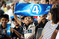 Fans and Supporters. Pakistan tour of New Zealand. T20 Series. 2nd Twenty20 international cricket match, Eden Park, Auckland, New Zealand. Thursday 25 January 2018. © Copyright Photo: Shane Wenzlick / www.Photosport.nz