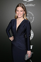SANTA MONICA, CA - JANUARY 6: Ashley Hinshaw at Art of Elysium's 11th Annual HEAVEN Celebration at Barker Hangar in Santa Monica, California on January 6, 2018. <br /> CAP/MPI/FS<br /> &copy;FS/MPI/Capital Pictures