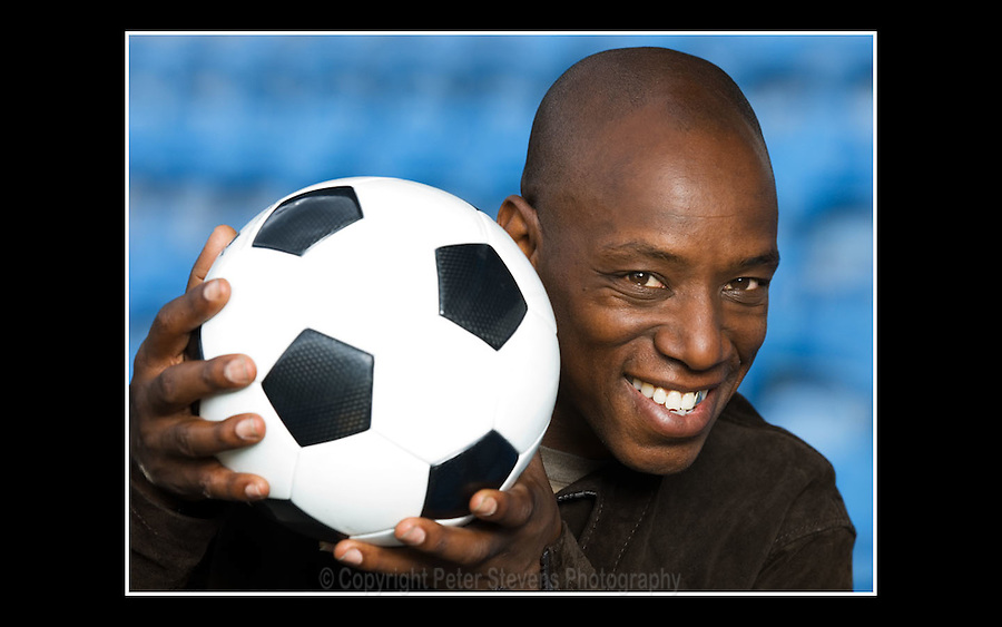 Ian Wright MBE - Loftus Road, London W12 - 2nd August 2006