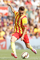 FC Barcellona's Munir El Haddadi during La Liga match.September 13,2014. (ALTERPHOTOS/Acero) <br /> Football Calcio 2014/2015<br /> La Liga Spagna<br /> Foto Alterphotos / Insidefoto