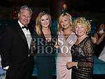 John and Ann Connell, Jenny Sheard and Susan Kerr at the ABACAS Valentine Ball at the Westcourt Hotel. Photo:Colin Bell/pressphotos.ie