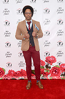 LOS ANGELES - APR 7:  Johnathan Fernandez at the My Friend's Place 30th Anniversary Gala on the Hollywood Palladium on April 7, 2018 in Los Angeles, CA