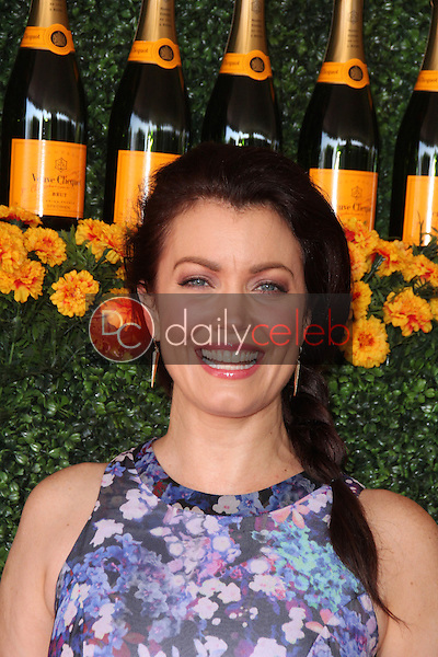 Bellamy Young<br /> at the Sixth-Annual Veuve Clicquot Polo Classic, Will Rogers State Historic Park, Pacific Palisades, CA 10-17-15<br /> David Edwards/Dailyceleb.com 818-249-4998