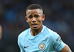 Gabriel Jesus of Manchester City during the premier league match at the Etihad Stadium, Manchester. Picture date 22nd April 2018. Picture credit should read: Simon Bellis/Sportimage