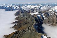 Oesterreich, Nationalpark Hohe Tauern, Alpen, Berge, Grossglockner