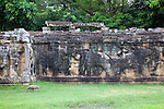 Terrace Of The Elephants of Angkor Thom