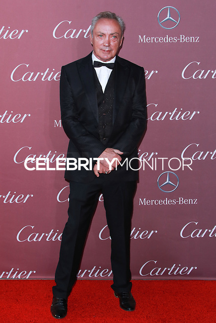 PALM SPRINGS, CA, USA - JANUARY 03: Udo Kier arrives at the 26th Annual Palm Springs International Film Festival Awards Gala Presented By Cartier held at the Palm Springs Convention Center on January 3, 2015 in Palm Springs, California, United States. (Photo by David Acosta/Celebrity Monitor)