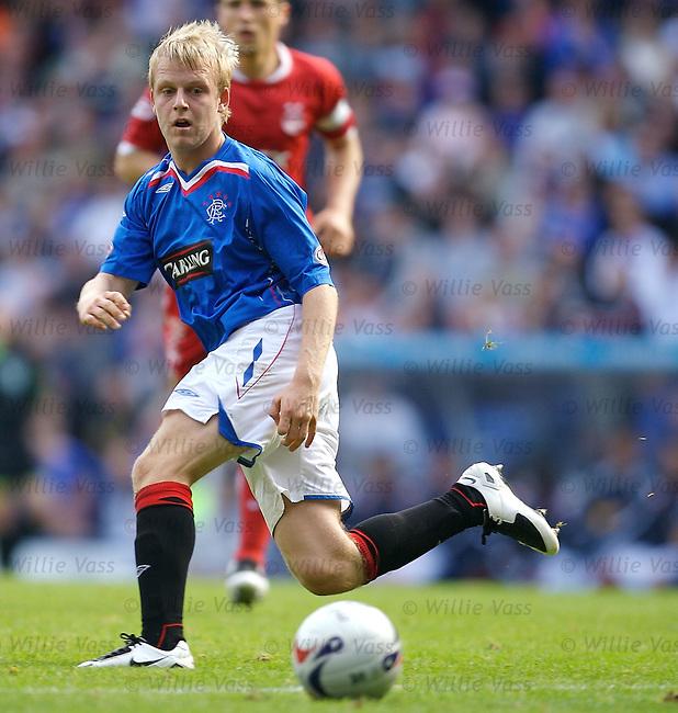 Steven Naismith, Rangers