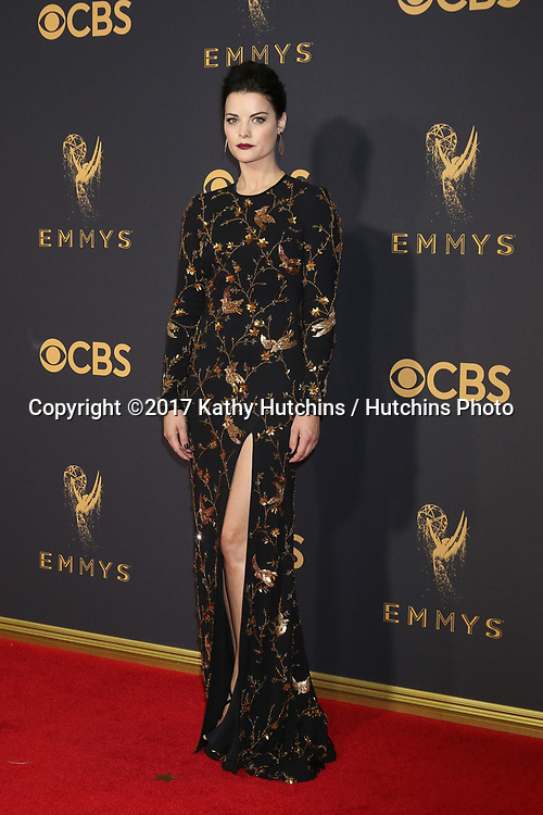 LOS ANGELES - SEP 17:  Jaimie Alexander at the 69th Primetime Emmy Awards - Arrivals at the Microsoft Theater on September 17, 2017 in Los Angeles, CA