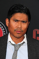 """Darian Basco<br /> at the """"Cesar Chavez"""" Los Angeles Premiere, TCL Chinese Theater, Hollywood, CA 03-20-14<br /> David Edwards/DailyCeleb.Com 818-249-4998"""