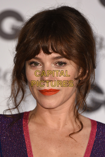 LONDON, ENGLAND - SEPTEMBER 05: Anna Friel attends the GQ Men Of The Year Awards at Tate Modern on September 5, 2017 in London, England. <br /> CAP/PL<br /> &copy;Phil Loftus/Capital Pictures