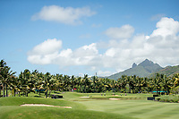 A view of play during the 1st round of the AfrAsia Bank Mauritius Open, Four Seasons Golf Club Mauritius at Anahita, Beau Champ, Mauritius. 29/11/2018<br /> Picture: Golffile | Mark Sampson<br /> <br /> <br /> All photo usage must carry mandatory copyright credit (&copy; Golffile | Mark Sampson)