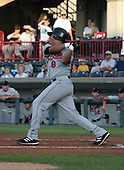 August 13, 2003:  Gabby Torres of the New Britain RockCats during a game at Jerry Uht Park in Erie, Pennsylvania.  Photo by:  Mike Janes/Four Seam Images