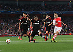 270814 Arsenal v Besiktas UCL