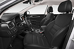 Front seat view of a 2015 KIA Sorento Fusion AWD 5 Door Suv Front Seat car photos