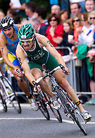 04 JUL 2010 - ATHLONE, IRL - Bryan Keane (IRL) - European Elite Mens Triathlon Championships (PHOTO (C) NIGEL FARROW)