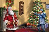 Marcello, CHRISTMAS SANTA, SNOWMAN, WEIHNACHTSMÄNNER, SCHNEEMÄNNER, PAPÁ NOEL, MUÑECOS DE NIEVE, paintings+++++,ITMCXM2102,#X#
