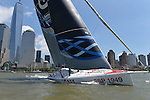 2014 - HUGO BOSS WATCHES MANHATTAN CHARITY RACE - NEW YORK - USA