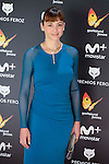 Leonor Watling attends to the Feroz Awards 2017 in Madrid, Spain. January 23, 2017. (ALTERPHOTOS/BorjaB.Hojas)