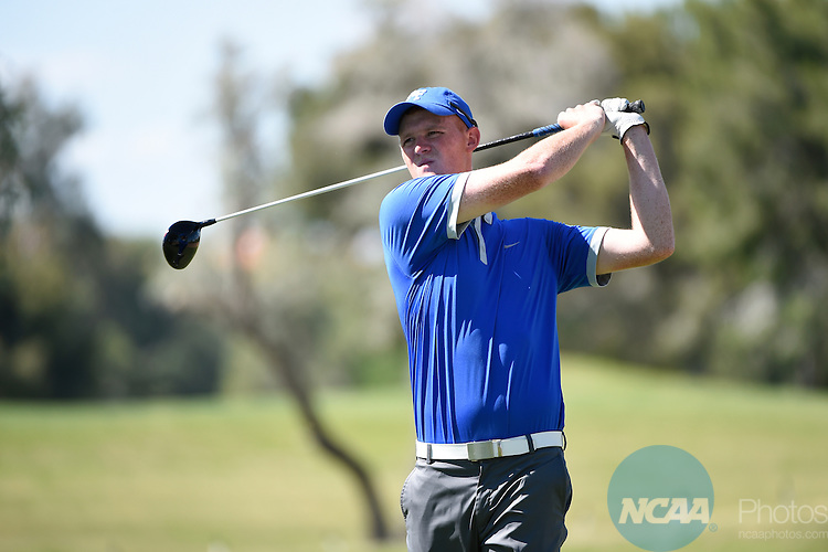 03 MAY 2015:  The Mountain West Conference Men's Golf Championship takes place at the Omni Tucson National Resort in Tucson, AZ.  Jamie Schwaberow/NCAA Photos