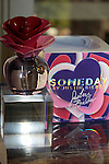 Justin Bieber fragrance - The Soledad O'Brien & Brad Raymond Starfish Foundation schollars from all over the ccountry gathered in New York City (Photo by Sue Coflin/Max Photos)