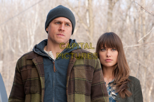 Charlie Hunnam & Olivia Wilde.in Deadfall (2012).*Filmstill - Editorial Use Only*.CAP/NFS.Supplied by Capital Pictures.