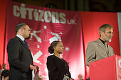 Citizens UK General Election Assembly, Central Hall, Westminster, London.