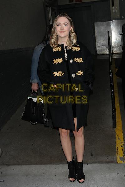NEW YORK, NY - NOVEMBER 4: Saoirse Ronan seen in New York City on November 4, 2015.  <br /> CAP/MPI99<br /> &copy;MPI99/Capital Pictures