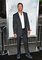 David S. Lee at the premiere for &quot;Geostorm&quot; at TCL Chinese Theatre, Hollywood. Los Angeles, USA 16 October  2017<br /> Picture: Paul Smith/Featureflash/SilverHub 0208 004 5359 sales@silverhubmedia.com
