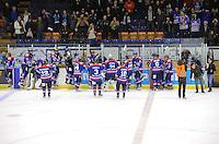 IJSHOCKEY: HEERENVEEN: IJsstadion Thialf, 13-01-2016, Halve finale beker, UNIS Flyers-AHOUD Devils, ©foto Martin de Jong
