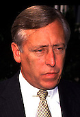 United States Representative Steny H. Hoyer (Democrat of Maryland) in Washington, D.C. on September 5, 1990..Credit: Ron Sachs / CNP