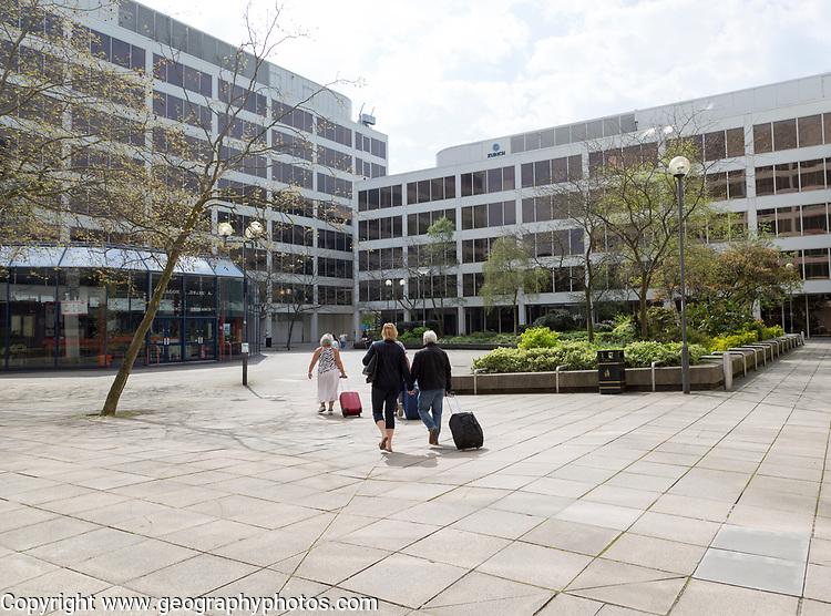Tri Centre, New Bridge Square, Zurich insurance offices, Swindon, Wiltshire, England, UK