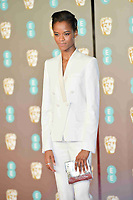 LONDON, UK - FEBRUARY 10: Letitia Wright at the 72nd British Academy Film Awards held at Albert Hall on February 10, 2019 in London, United Kingdom. Photo: imageSPACE/MediaPunch<br /> CAP/MPI/IS<br /> ©IS/MPI/Capital Pictures
